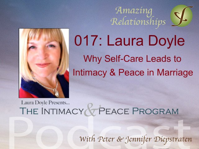 Laura Doyle and Self-Care in Relationships